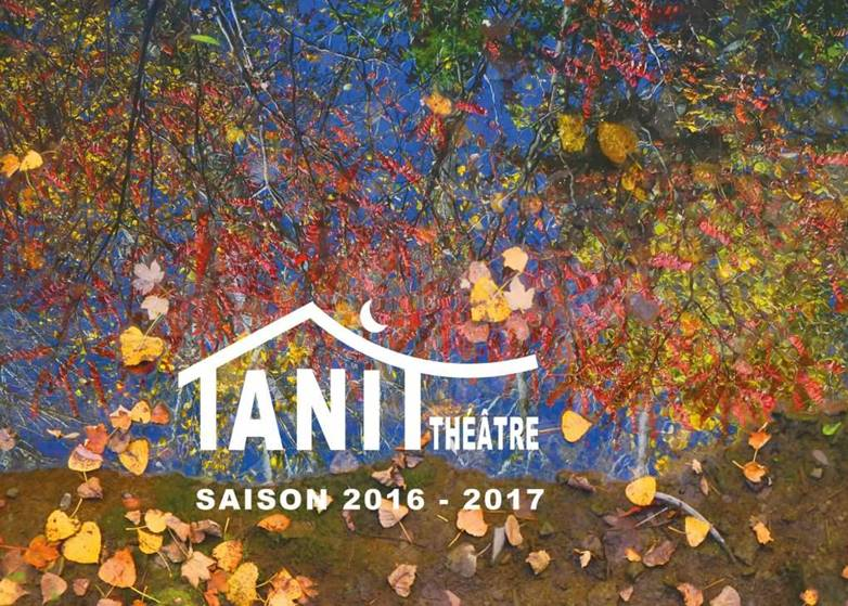 CR2ATION Du catalogue tanit théatre saison 2016-2017