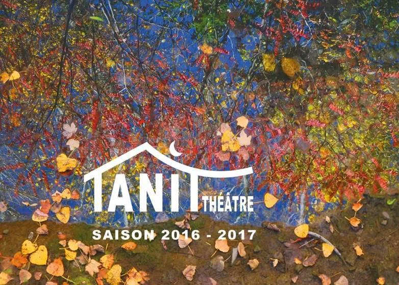 CR2ATION Du catalogue tanit théatre saison 2016-2017