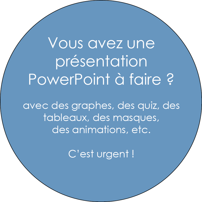 infographiste powerpoint freelance professionnel