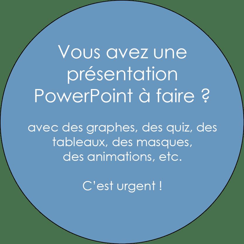 infographiste powerpoint freelance professionnel