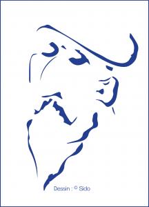 SATIE LE COEUR A BARBE, lecture philippe bertin, hopital bretonneau