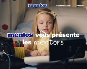 PUB MENTOS PAR DOLLY VANDEN