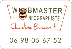 CLAUDINE BUCOURT CREATION APPICATION MOBILE ET SITE INTERNET